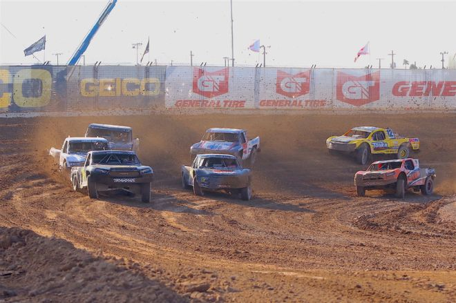 2016 LUCAS OIL OFF-ROAD RACING SERIES FINISHES STRONG AT WILD HORSE PASS